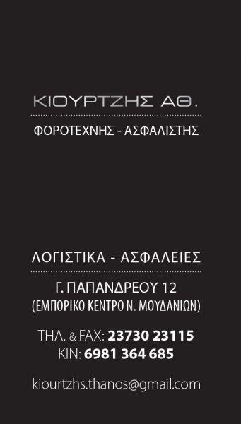 ΚΙΟΥΡΤΖΗΣ ΑΘΑΝΑΣΙΟΣ
