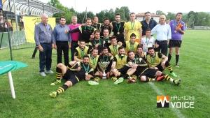 Απονομή κυπέλλου και μεταλλίων στους πρωταθλητές Χαλκιδικής (VIDEO)